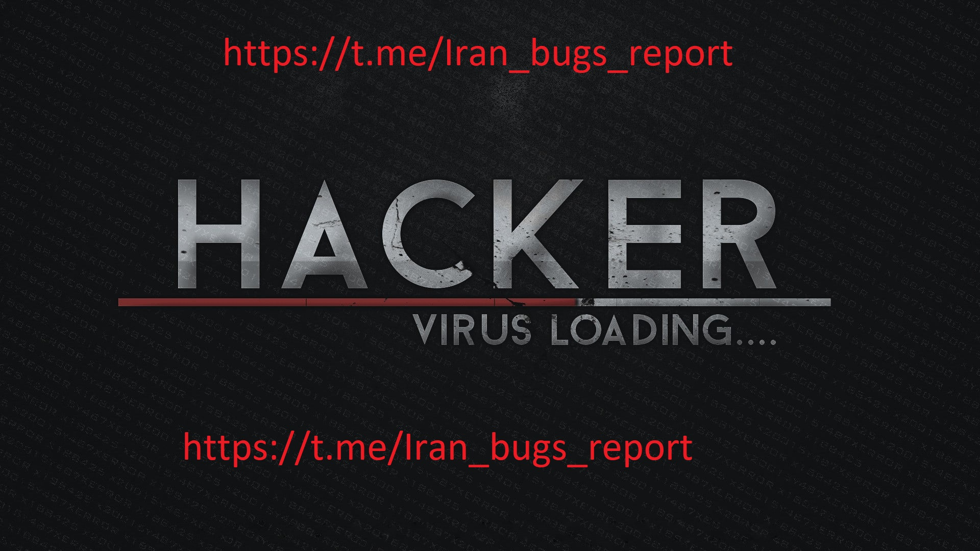 Hacked By Iran_bugs_report